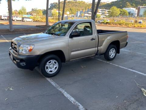 2008 Toyota Tacoma for sale at INTEGRITY AUTO in San Diego CA