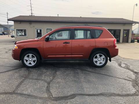 2009 Jeep Compass for sale at Mike's Budget Auto Sales in Cadillac MI