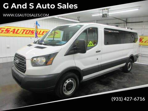 2018 Ford Transit Passenger for sale at G and S Auto Sales in Ardmore TN