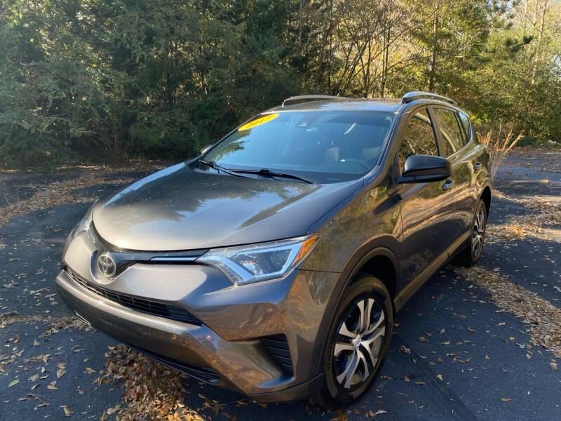 2017 Toyota RAV4 for sale at Peach Auto Sales in Smyrna GA