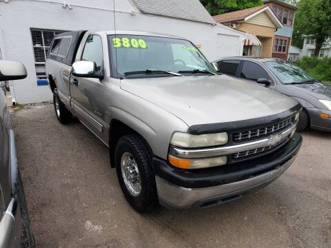 2000 Chevrolet Silverado 2500 for sale at Street Side Auto Sales in Independence MO