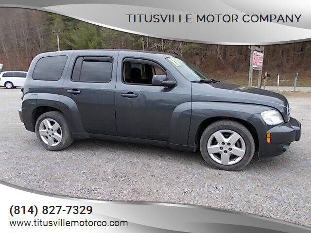 2011 Chevrolet HHR for sale at Titusville Motor Company in Titusville PA