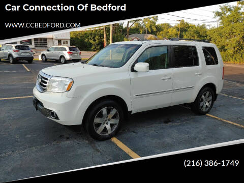 2014 Honda Pilot for sale at Car Connection of Bedford in Bedford OH