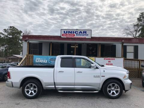 2013 RAM Ram Pickup 1500 for sale at Unicar Enterprise in Lexington SC