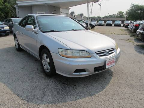 2002 Honda Accord for sale at St. Mary Auto Sales in Hilliard OH