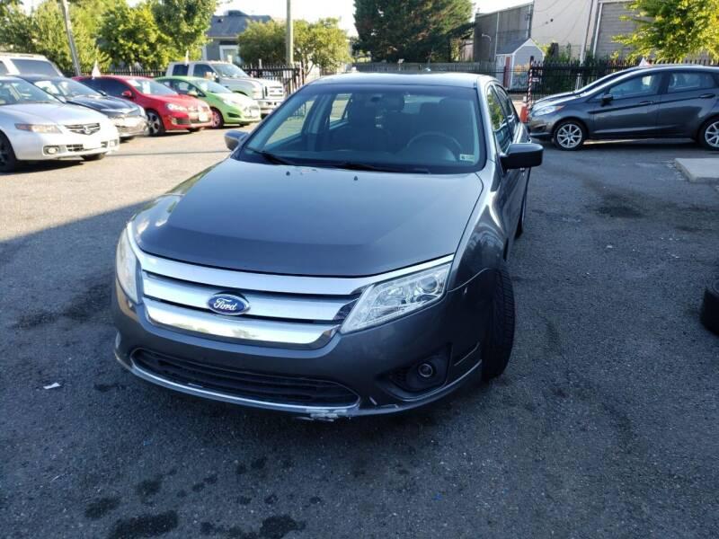 2011 Ford Fusion for sale at Super Auto Sales & Services in Fredericksburg VA