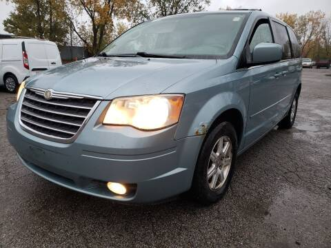 2008 Chrysler Town and Country for sale at Flex Auto Sales in Cleveland OH