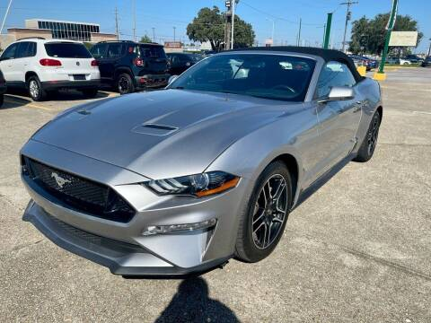 2020 Ford Mustang for sale at Southeast Auto Inc in Walker LA
