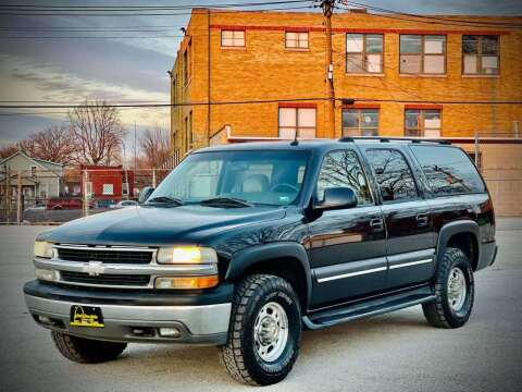 2003 Chevrolet Suburban for sale at ARCH AUTO SALES in St. Louis MO