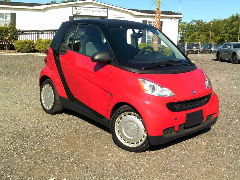 2012 Smart fortwo for sale at Let's Go Auto Of Columbia in West Columbia SC