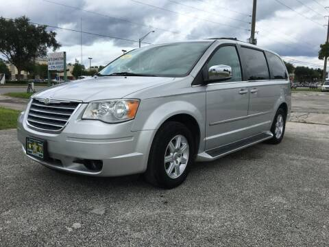 2010 Chrysler Town and Country for sale at First Coast Auto Connection in Orange Park FL
