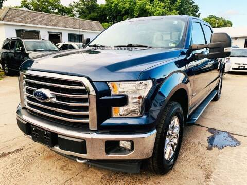 2017 Ford F-150 for sale at Auto Space LLC in Norfolk VA