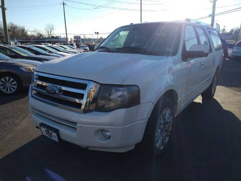 2012 Ford Expedition EL for sale at P J McCafferty Inc in Langhorne PA