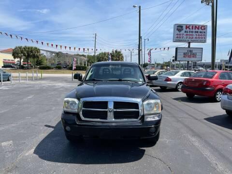 2006 Dodge Dakota for sale at King Auto Deals in Longwood FL