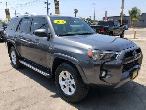 2015 Toyota 4Runner for sale at BEST DEAL MOTORS  INC. CARS AND TRUCKS FOR SALE in Sun Valley CA