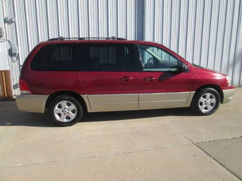 2005 Ford Freestar for sale at Parkway Motors in Osage Beach MO