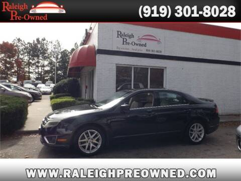 2011 Ford Fusion for sale at Raleigh Pre-Owned in Raleigh NC