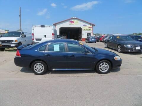 2009 Chevrolet Impala for sale at Jefferson St Motors in Waterloo IA