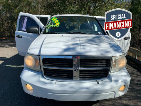 2009 Dodge Durango for sale at Auto Mart in North Charleston SC