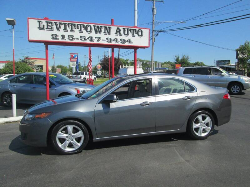 2010 Acura TSX for sale in Levittown, PA