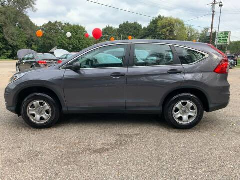 2016 Honda CR-V for sale at SS AUTO PRO'S in Otsego MI