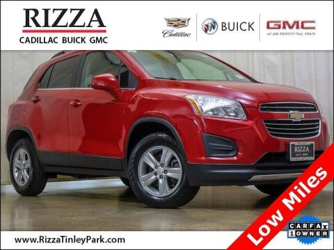 2016 Chevrolet Trax for sale at Rizza Buick GMC Cadillac in Tinley Park IL