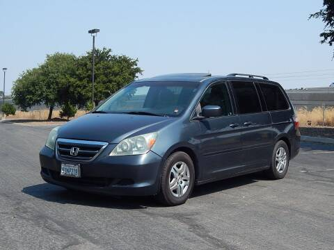 2006 Honda Odyssey for sale at Crow`s Auto Sales in San Jose CA