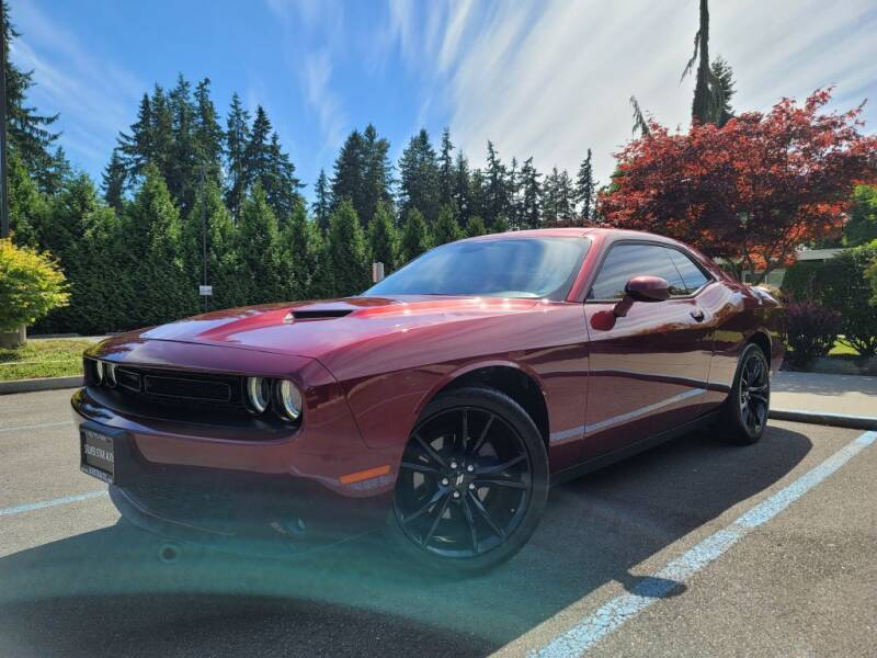 2018 Dodge Challenger for sale at Silver Star Auto in Lynnwood WA