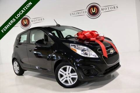 2015 Chevrolet Spark for sale at Unlimited Motors in Fishers IN