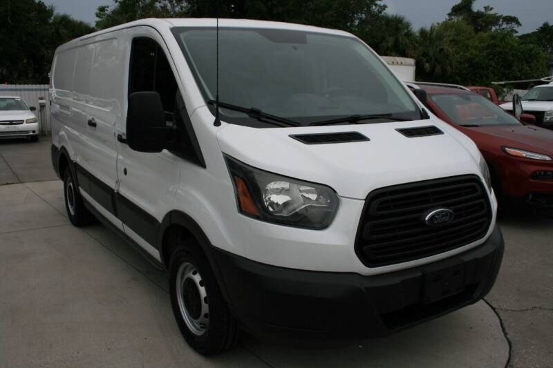 2015 Ford Transit Cargo for sale at Mike's Trucks & Cars in Port Orange FL