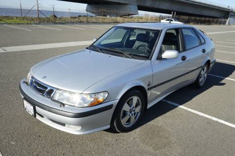2002 Saab 9-3 for sale at Sports Plus Motor Group LLC in Sunnyvale CA