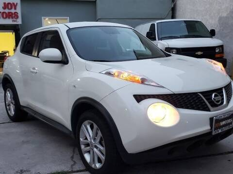 2013 Nissan JUKE for sale at Joy Motors in Los Angeles CA