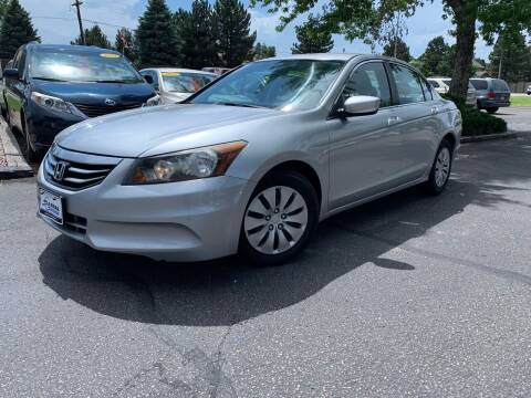 2012 Honda Accord for sale at Global Automotive Imports in Denver CO