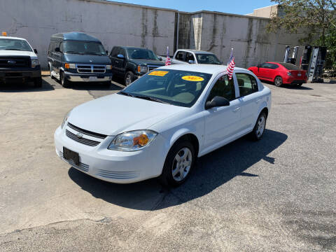 2007 Chevrolet Cobalt for sale at 1020 Route 109 Auto Sales in Lindenhurst NY