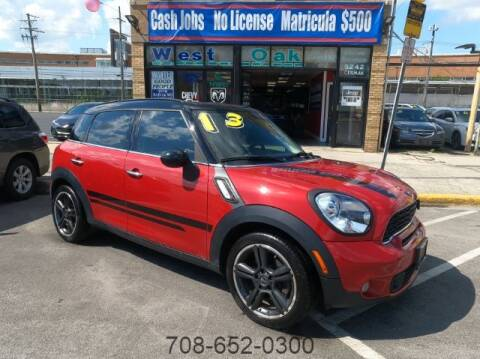 2013 MINI Countryman for sale at West Oak in Chicago IL