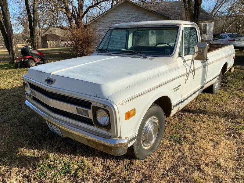 1970 Chevrolet C/K 10 Series for sale at Olney Auto Sales in Williford AR