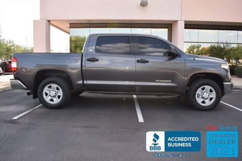 2018 Toyota Tundra for sale at GOLDIES MOTORS in Phoenix AZ