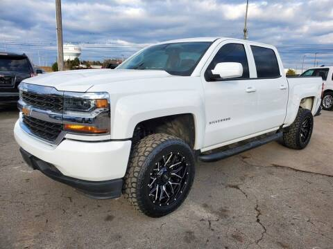 2018 Chevrolet Silverado 1500 for sale at Southern Auto Exchange in Smyrna TN