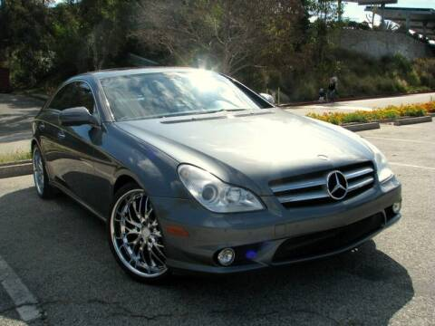 2011 Mercedes-Benz CLS for sale at Used Cars Los Angeles in Los Angeles CA