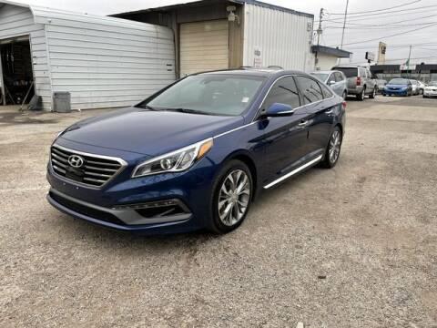 2015 Hyundai Sonata for sale at The Kar Store in Arlington TX