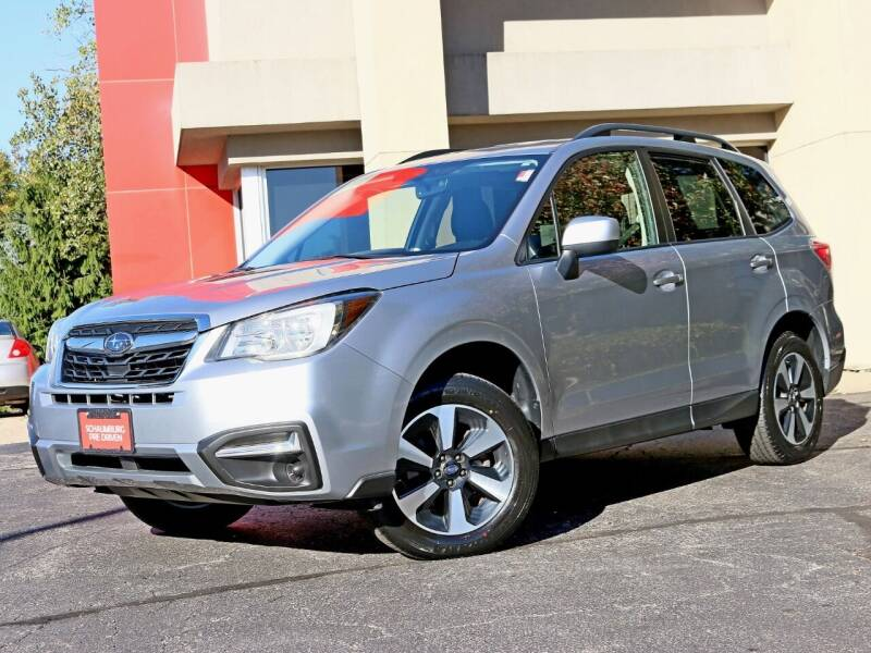 2017 Subaru Forester for sale at Schaumburg Pre Driven in Schaumburg IL