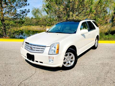 2009 Cadillac SRX for sale at Excalibur Auto Sales in Palatine IL