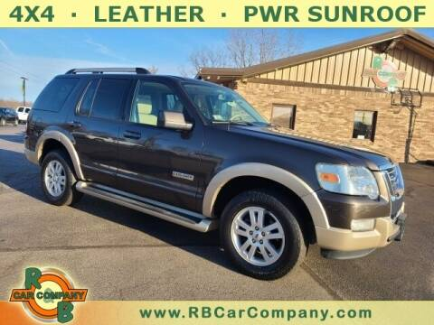 2006 Ford Explorer for sale at R & B CAR CO - R&B CAR COMPANY in Columbia City IN
