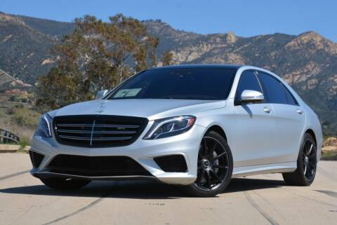 2015 Mercedes-Benz S-Class for sale at Milpas Motors in Santa Barbara CA