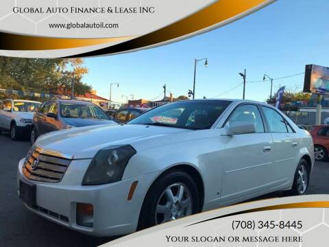 2006 Cadillac CTS for sale at Global Auto Finance & Lease INC in Maywood IL