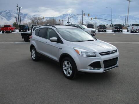 2016 Ford Escape for sale at West Motor Company in Hyde Park UT