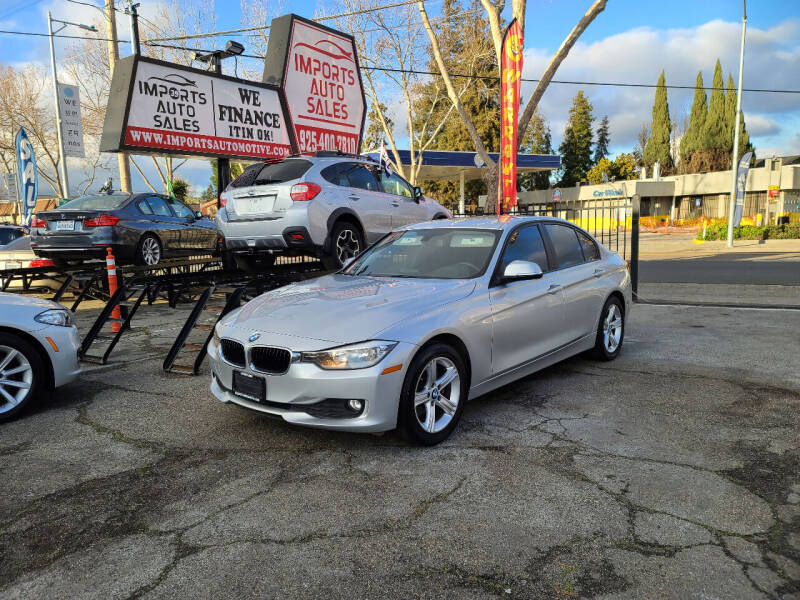 2015 BMW 3 Series for sale at Imports Auto Sales & Service in San Leandro CA