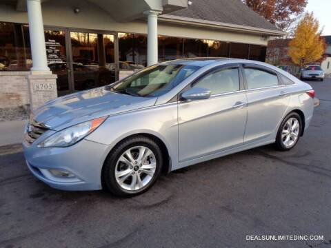 2011 Hyundai Sonata for sale at DEALS UNLIMITED INC in Portage MI