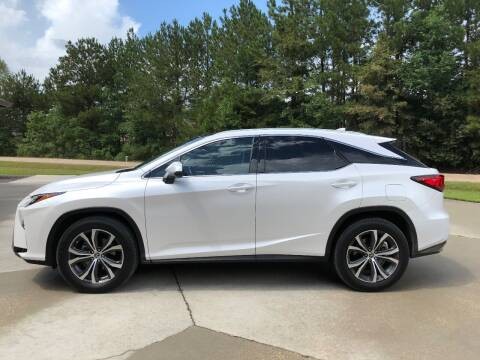 2018 Lexus RX 350 for sale at Rock & Roll Motors in Baton Rouge LA
