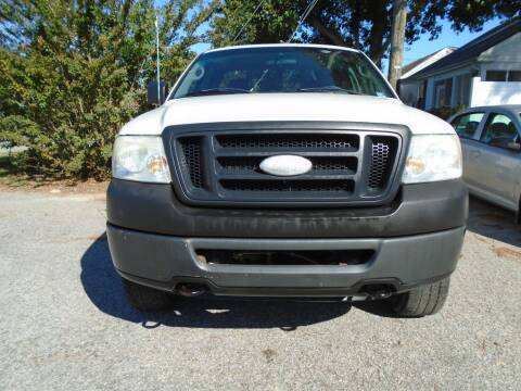 2007 Ford F-150 for sale at Ridetime Auto in Suffolk VA